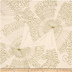 Kanvas Sukura Butterfly Lace Cream