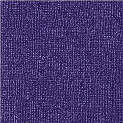 Burlap Texture Brights Grape