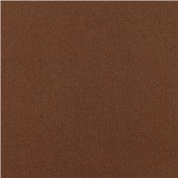 Kona Cotton Cappuccino Brown Fabric