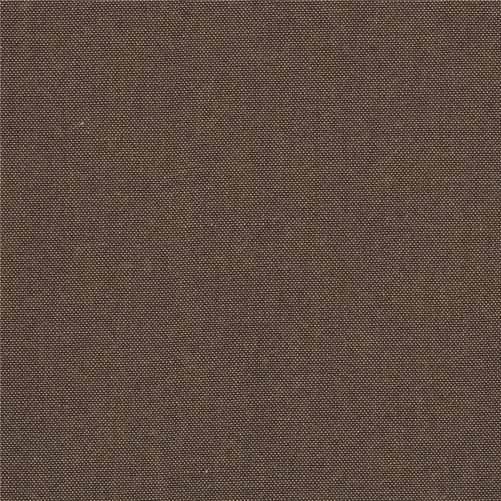 Kaufman Interweave Chambray Brown