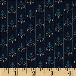 Penny Rose Civil War Miniatures Ribbon Blue