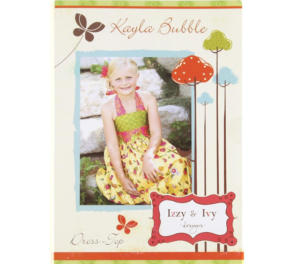 Izzy & Ivy Kayla Bubble Dress & Top Booklet