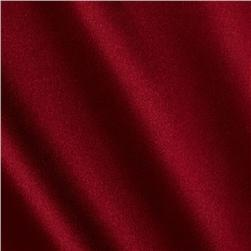 Tahari Stretch Satin Crimson