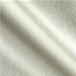 54'' Sateen Flannel Ivory