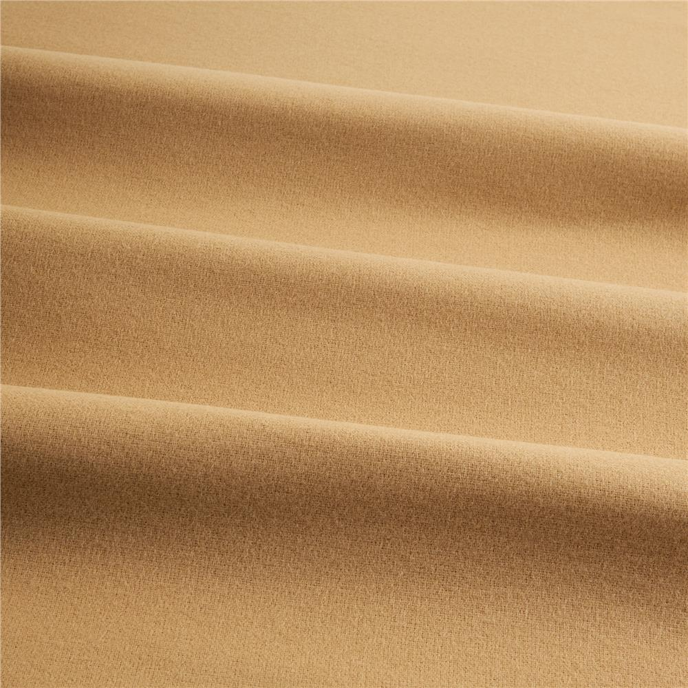 Kaufman Flannel Solid Tan Fabric By The Yard