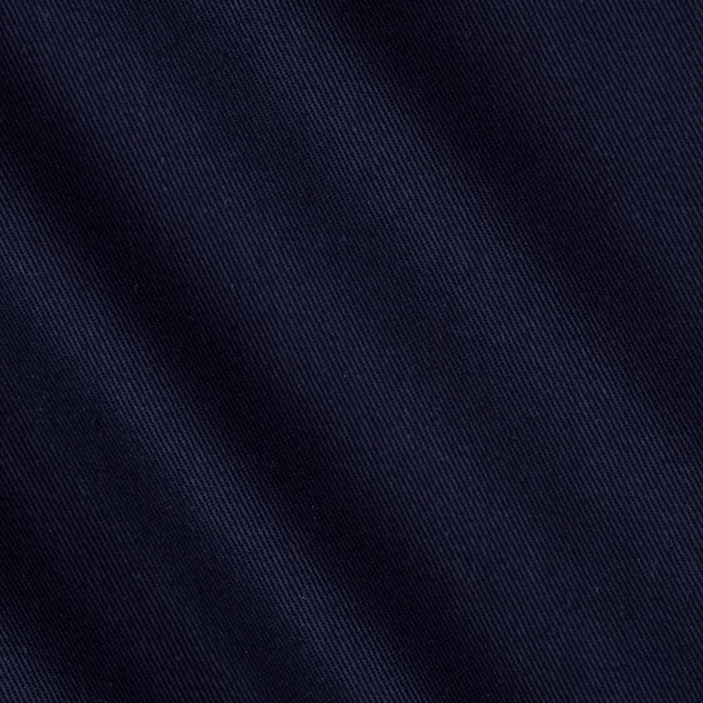 Kaufman Hampton Twill Midnight Blue