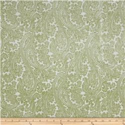 Michael Miller French Journal Posh Paisley Olive