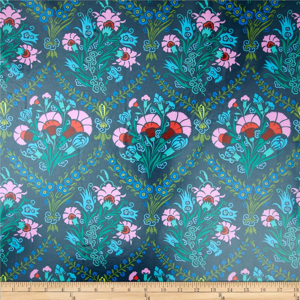 Amy Butler Cameo Laminate Josphine's Bouquet Ink