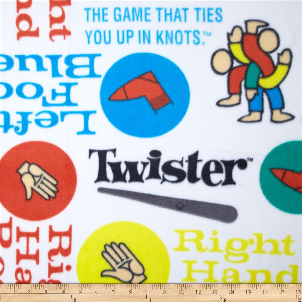 Twister Right Hand Badge