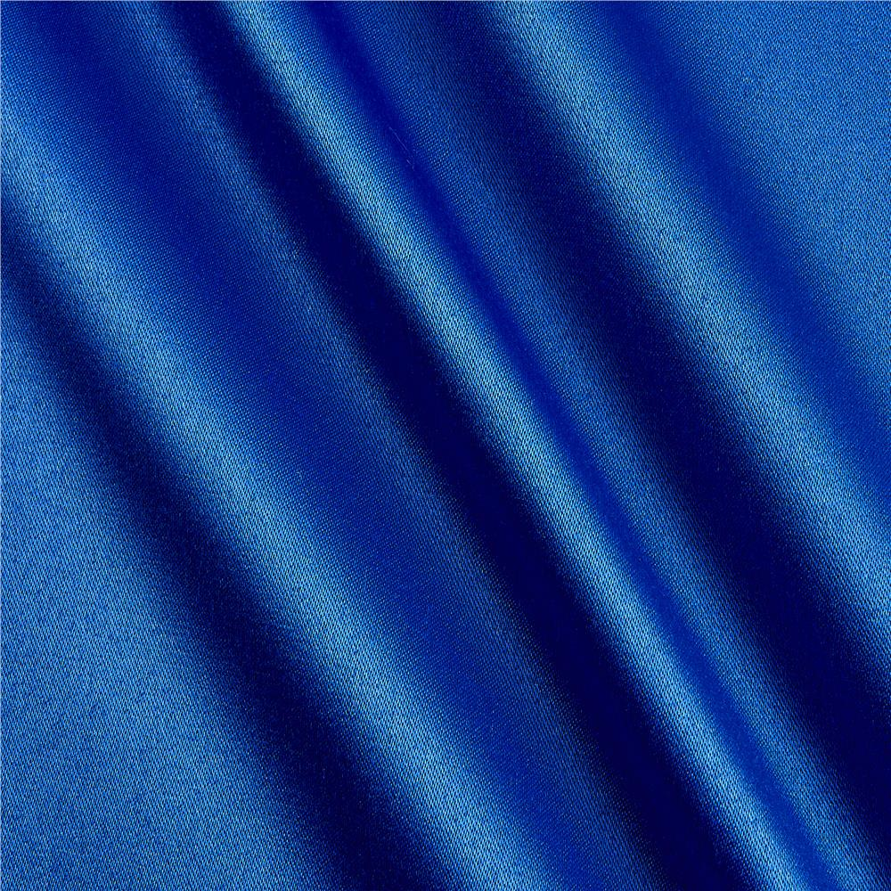 Stretch L'Amour Satin Royal Fabric