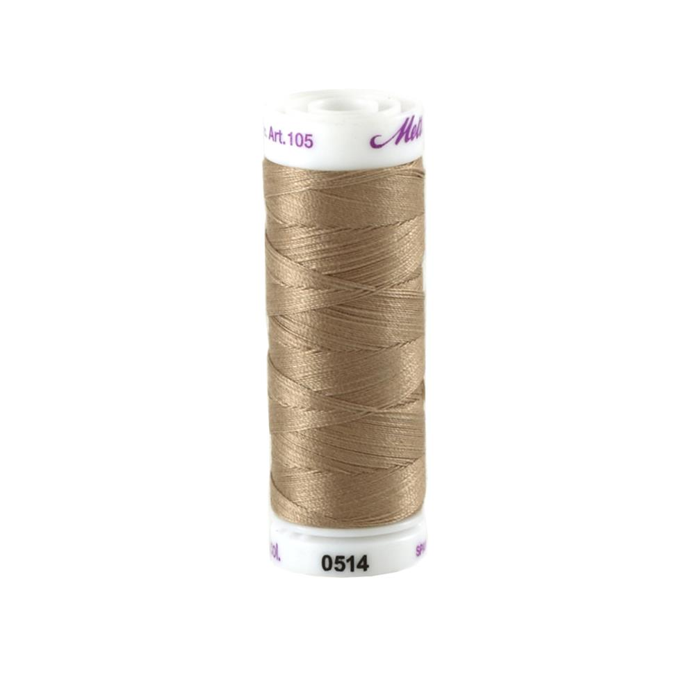 Mettler Cotton All Purpose Thread Oat Straw