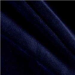Mirco Fleece Solid Navy