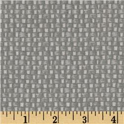 Little Rivers Basket Weave Texture Grey