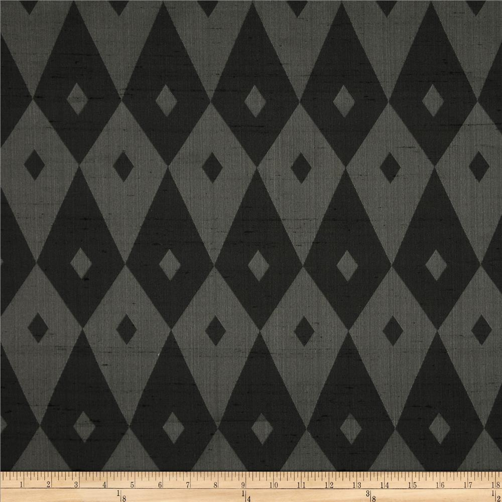 Robert Allen Promo Diamond Joe Silk Jacquard Domino