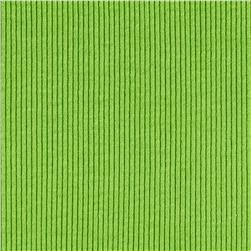 2x1 Rayon Rib Knit Key Lime