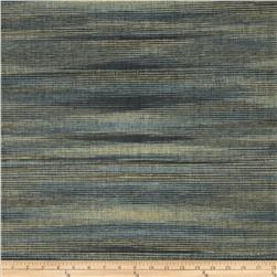 Bartow Andes Woven Black/Light Blue/Ivory Fabric