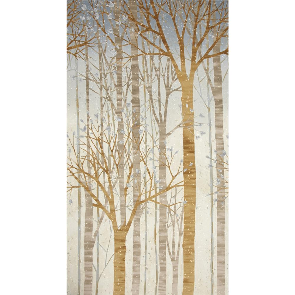 Kaufman Sound of the Woods Metallic Large Tree