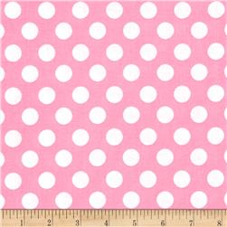 Tanya Whelan Sadies's Dance Card Big Dot Pink