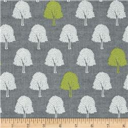 Heartwood  Trees Gray