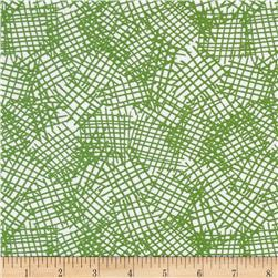Contempo Our Town Fish Net Green
