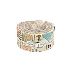 "Moda The Treehouse Club 2.5"" Jelly Roll"