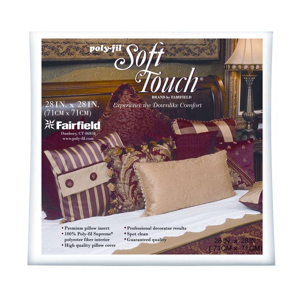 Fairfield Soft Touch Supreme Poly-Fil Pillow 30