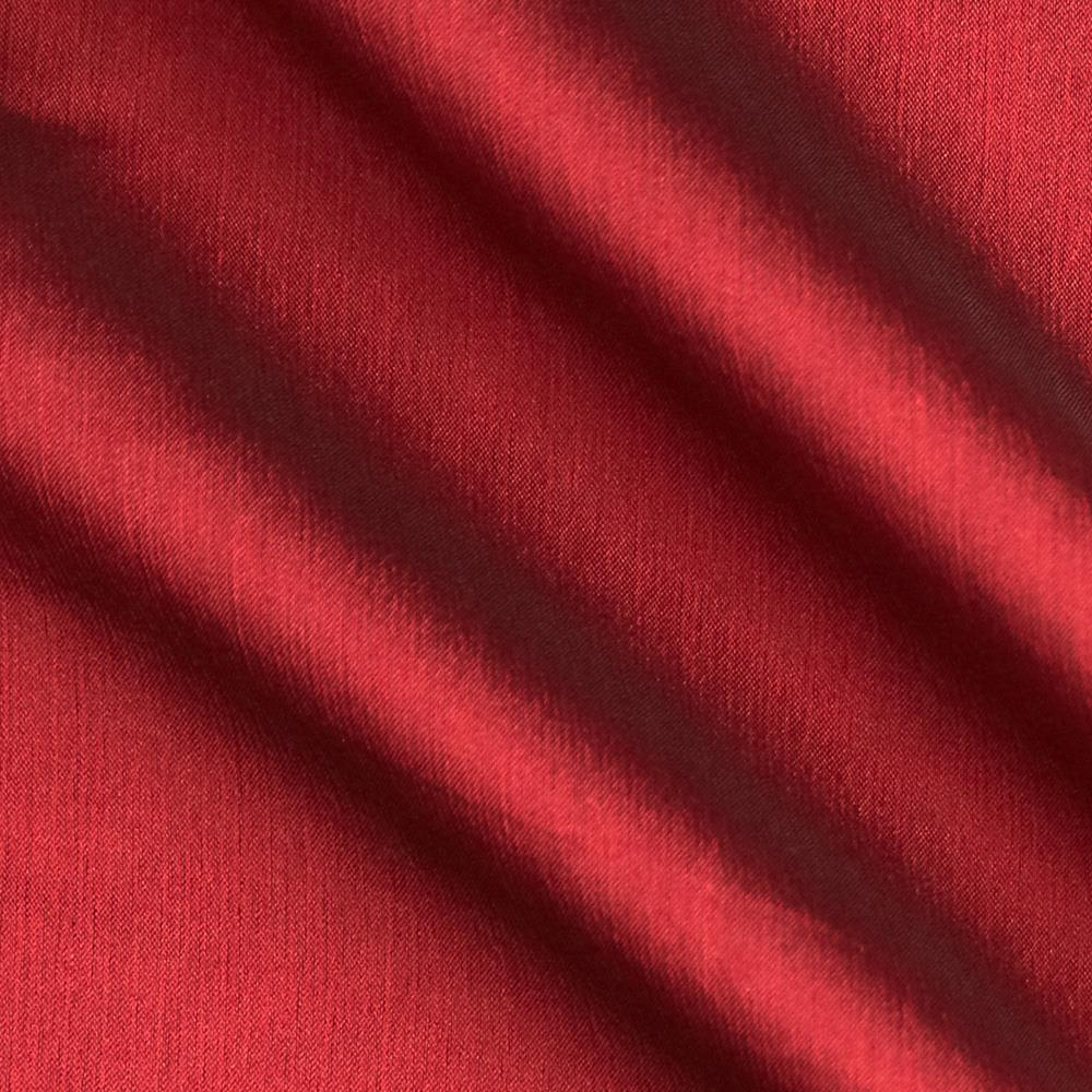 Poly Two Tone Chiffon Cranberry