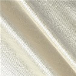 Shantung Backed Satin Cream