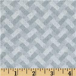 Madison Basketweave Grey