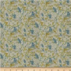 Fabricut Smithee Leaves Mineral
