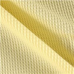 Cotton Thermal Knit Banana