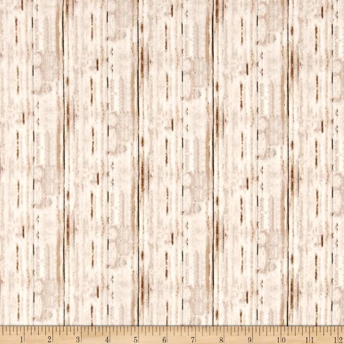 Farmers Market Wood Beige