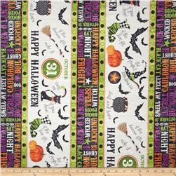 Every Witch Way Repeating Stripe Multi