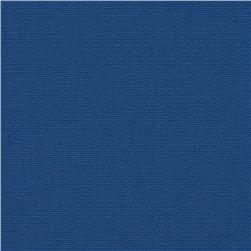 9 oz. Organic Cotton Duck Marine Blue Fabric