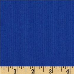 "108"" Quilt Wide Back Solid Royal"