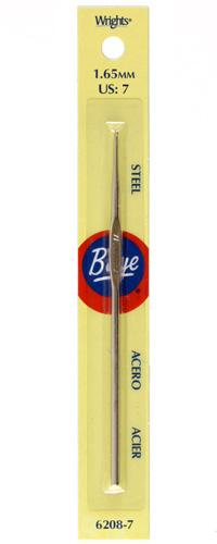 Boye Steel Crochet Hook 5'' Size 7