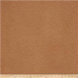 Fabricut Tasmania Faux Leather Cognac