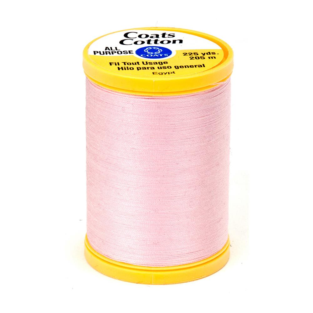 Coats & Clark General Purpose Cotton 225 yd. Light Pink