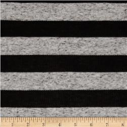 Hatchi Knit Stripes Black/Grey