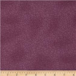 Moda Crackle Plum