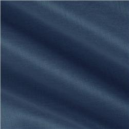 Window Sheer Voile Navy Fabric