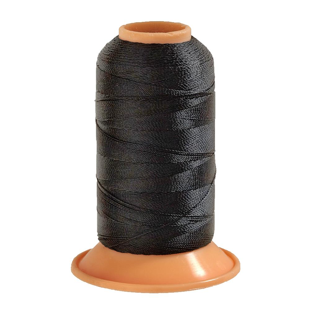 Gutermann Polyester Upholstery Thread 300m/328yds Black