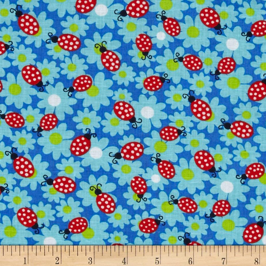 Newcastle Novelties Ladybug Blue