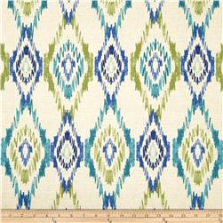 Swavelle/Mill Creek Sosie Ikat Springwater Fabric