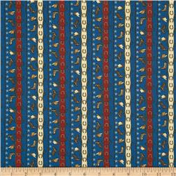 Canyon Trails Canyon Stripe Deep Blue