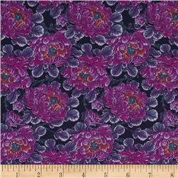 Liberty of London Tana Lawn Daydream Blue/Lavender