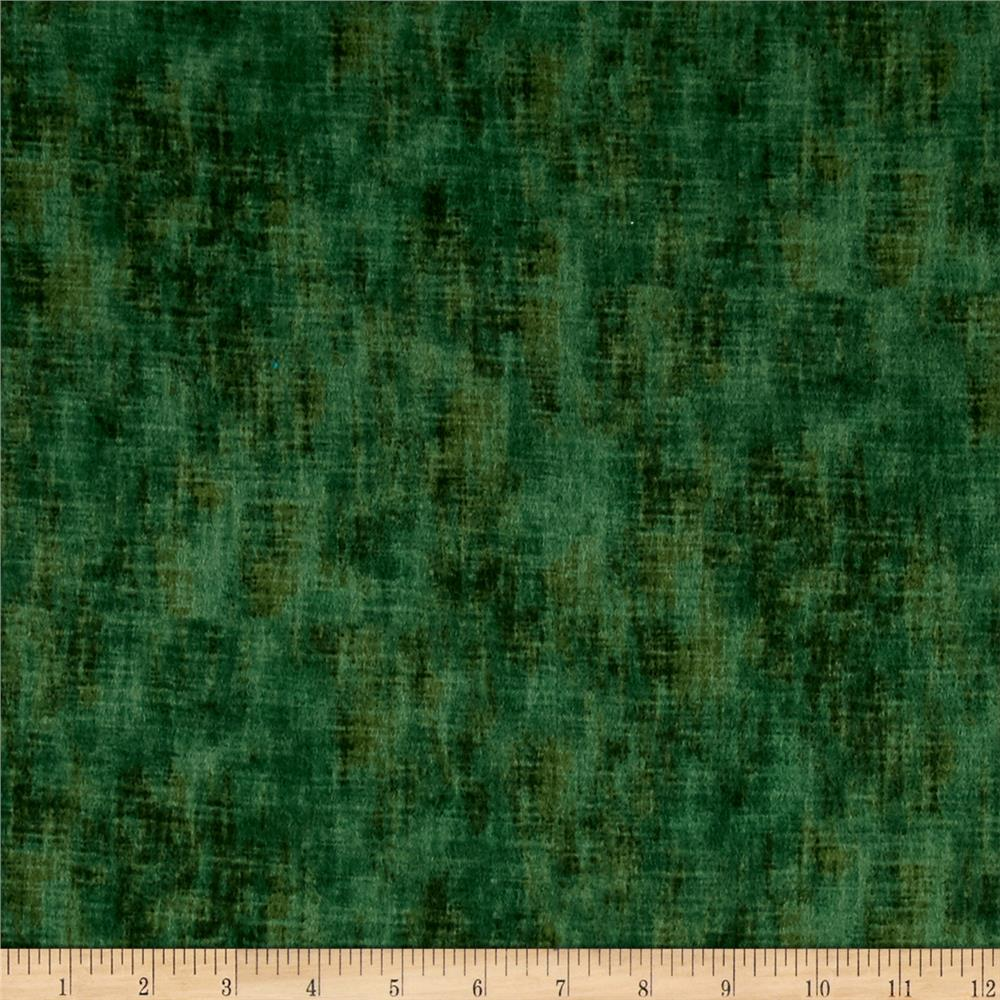 Timeless Treasures Flannel Studio Texture Pine