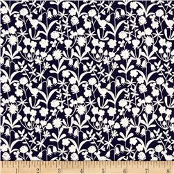 Bluebell Wood Little Flowers Dark Grey