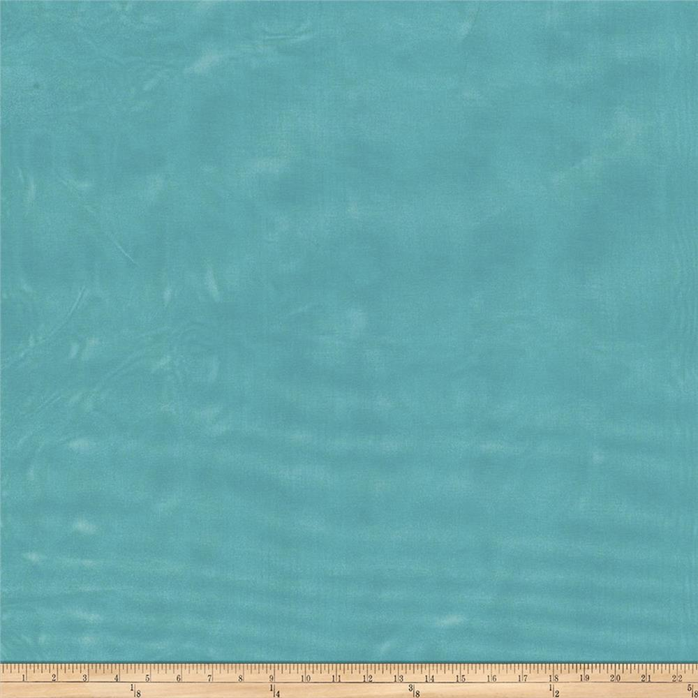 "Trend 02299 113"" Wide Drapery Sheer Teal"