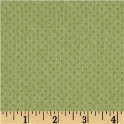 Lecien Kate Greenaway Coordinates Mini Dot Green